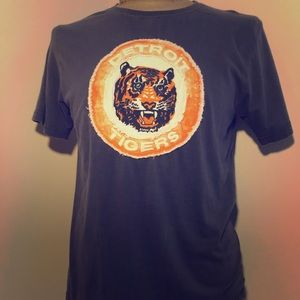 Vintage early 90's Detroit Tigers t-shirt